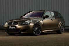 DUB BRASIL: BMW M5 DUB