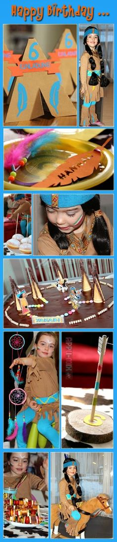 Der 6. Geburtstag von Hannah stand kurz bevor - und unser Mädl wünschte sich für sich und ihre besten Freundinnen eine Motto-Party!   YAKARI...