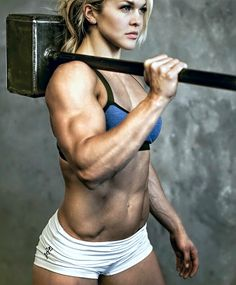 Become a Muscle Madness Athlete. Workout programs & Meal Plans from Muscle Madness. Welcome athletes to the biggest fitness community Muscle Madness. Muscle Girls, Women Muscle, Crossfit Women, Crossfit Athletes, Brooke Ence, Cardio, Crossfit Motivation, Love Fitness, Sport