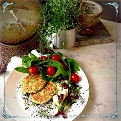 jinnedalsmat.blogspot.com : Zucchinibiffar på två sätt