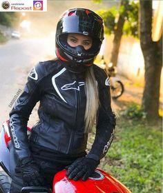 Best Motorbike, Motorbike Girl, Motorcycle Jacket, Motocross Girls, Street Girl, Biker Girl, Sport Bikes, Asian Beauty, Motorcycles