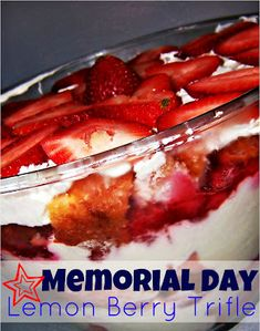 MAD IN CRAFTS: Eight Memorial Day Recipes