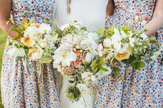 A Pretty Cortana Gown For a Fun and Jolly, Locally Sourced Wedding in Cornwall | Love My Dress® UK Wedding Blog