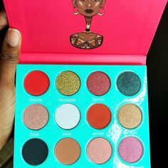 The Saharan Palette . Testing is now complete..Yaaay. It's in it's final stages of production/packaging. These will be up on the website for preregistration next week. That way, When it goes live you don't miss out on the fun.Beyond Grateful to all our customers and partners.