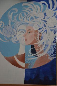 Galery-Elżbieta Gonciarz,acryl