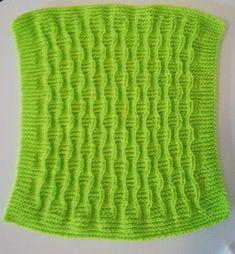 Køkken – Strikket – sannes-web.dk Drops Design, Basket Weaving, Crochet Pattern, Diy And Crafts, Ravelry, Crochet Hats, Bee, Blanket, Knitting