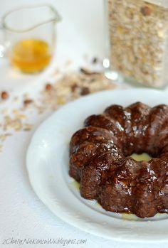 PIECZONA OWSIANKA BANANOWO-KAKAOWA | z Chaty Na Końcu Wsi - blog kulinarny. Przepisy, fotografia kulinarna. Beef, Food, Fotografia, Meat, Essen, Meals, Yemek, Eten, Steak