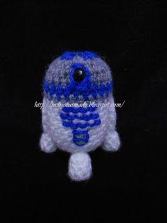 MarieCatmade: Chibi R2-D2