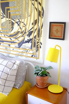 See a South Carolina Artist's Colorful Abode
