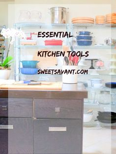 essential kitchen tools sweetsavant.com America's best food blog