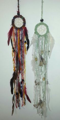 Small dream catchers  https://www.etsy.com/listing/196317275/dreamcatcher-small-boho-tribal-ethnic?ref=listing-1