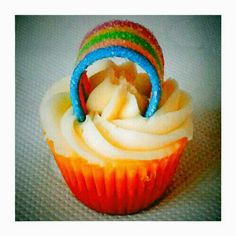 cupcake spaziale