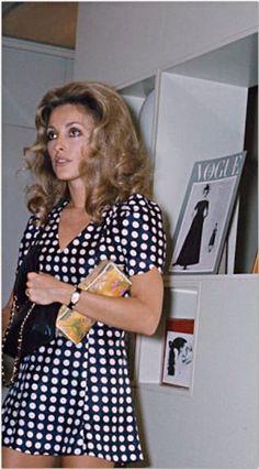 Sharon Tate in 1968