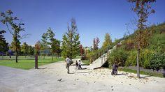 IVRY SUR SEINE / Parc des Cormailles