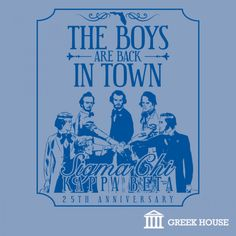 Sigma Chi Founder's Day T-Shirt Design Gallery | Greek House | Sigma Chi | Sig…