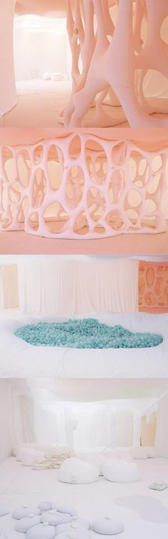 Ernesto Neto The body that carries me — DOP