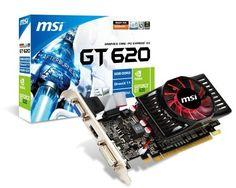 ZOTAC GeForce GT 620 2GB PCI Express PCIe DVI//HDMI Low Profile LOT V11