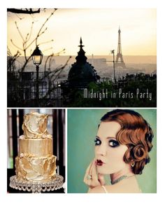 1000 images about midnight in paris party on pinterest roaring 20s