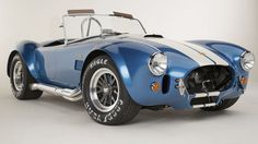 A New Version of the Old AC Cobra Is Coming Next Year With a 550-hp V8