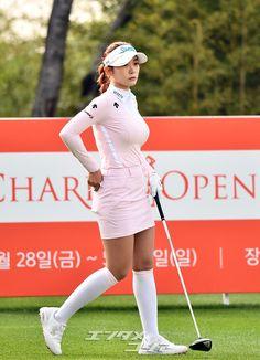 Lpga Golf, Sexy Golf, Golf Player, Great Women, Golf Outfit, Athletic Women, Swimwear Fashion, Sports Women, Female