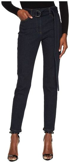 Versace Pantalone Denim/Jeans Donna Women's Jeans