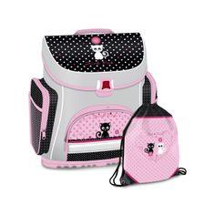 Think Pink: iskolatáska tornazsákkal - JátékNet.