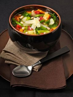 Autumn Harvest Soup- and few other healthy stews