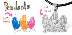 Grandkids.  Pendants $49.99 plus $10.00 off coupon from sign up news letter