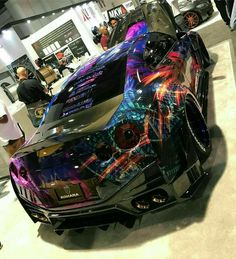 Nissan GT-R by Majestik_Unicorn and Kream Developments @Sema2017 Z_litwhips