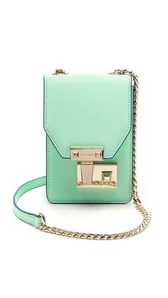 Ooooh, Rebecca Minkoff Paris Phone bag. Love!