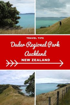 Why not visit the Duder Regional Park in South Auckland which is a super little New Zealand hiking spot with stunning views over the Auckland Gulf.