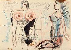 Anonymo, colleccion Lafora. Pinacoteca Psiquiátrica en España, 1917-1990 - Vicerrectorado de Cultura - Universitat de València