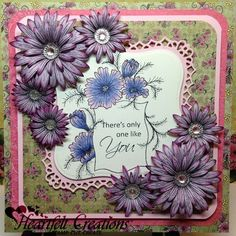 Heartfelt Creations - Only Asters Project