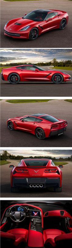 You will ❤ MACHINE Shop Café... ❤ Best of Corvette @ MACHINE ❤ (2014 Chevrolet Corvette Stingray)