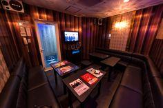 Karaoke Room somewhere in Tokio