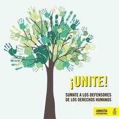 Amnistía Internacional, con más de 7 millones de miembros y simpatizantes, se convirtió en la organización más grande del mundo en materia de defensa de los derechos humanos.  ¡SUMATE VOS TAMBIÉN!  http://amnesty.org.py/unite/