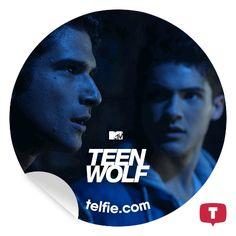 #TeenWolf! (6th Sticker)