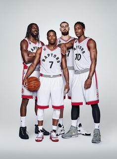 Team Toronto Raptors Basketball Photos, College Basketball, Basketball Room, Toronto Raptors, Raptors Wallpaper, Rap City, Kyle Lowry, Kyle Kuzma, Sports Fanatics