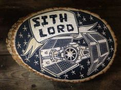 These Star Wars Wood Carvings Are Perfection
