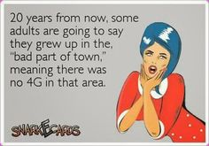 20 years from now, bad part of town / 4g