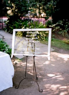 Rustic Window Panes - For Menus, For Programs, For Seating Charts