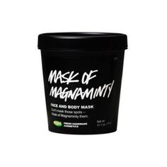 Lush Cosmetics Mask of Magnaminty - BestProducts.com