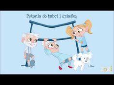 ZoZi - Pytania do babci i dziadka (piosenka dla dzieci) - YouTube Family Guy, Guys, Youtube, Fictional Characters, Boyfriends, Fantasy Characters, Men, Boys, Griffins