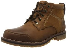 im Test 2020 Timberland Herren Larchmont Chukka Stiefel Braun (Medium Brown Nubu. Biker Boots, Combat Boots, Crocs, Timberlands, Walking, Goodyear Welt, Timberland Mens, Unisex, Medium Brown
