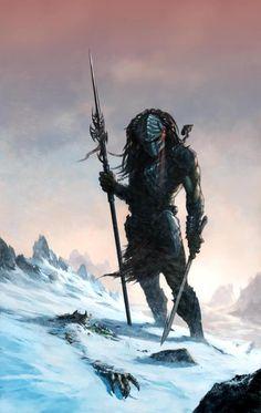 Fallen Predator by Vitaliy Smyk