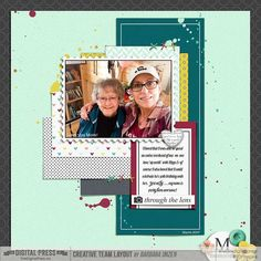 Dunia Designs: Life Is Good Papers and Elements