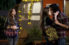 Still of Victoria Justice, Avan Jogia and Elizabeth Gillies in Victorious