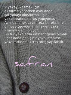 (6) Safran'ın Örgü Dünyası