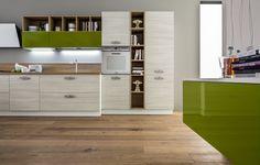 Arrex Le Cucine Consiglia: metti il colore in cucina!