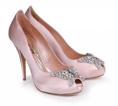 BRIDE SHOES | Gorgeous Sparkly Wedding Shoes by Aruna Seth - Wedding inspiration ...
